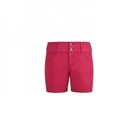Shorts Millet Femme | RED WALL STRETCH SHORT W Rouge