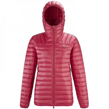 Doudounes Millet Femme | K SYNTH'X DOWN HOODIE W Rouge