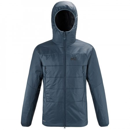 Doudounes Millet Homme | FUSION PUFFY HOODIE M Marine