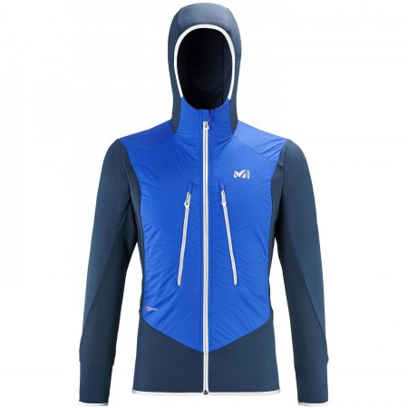 Polaires Millet Homme   EXTREME RUTOR ALPHA COMPO HOODIE M Bleu