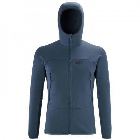 Polaires Millet Homme   FUSION POWER HOODIE M Marine