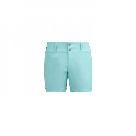 Shorts Millet Femme | RED WALL STRETCH SHORT W Turquoise