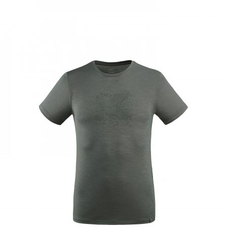 Tee-Shirts Millet Homme | DENSITY WOOL TS SS M Gris
