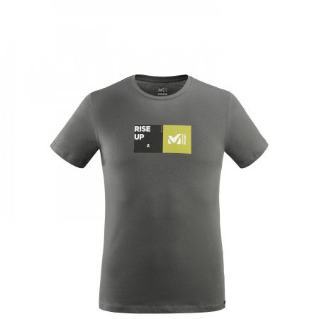 Tee-Shirts Millet Homme | MILLET SQUARE TS SS M Kaki
