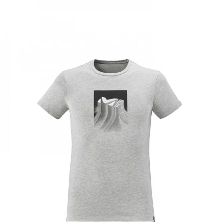 Tee-Shirts Millet Homme | RELIEF TS SS M Gris